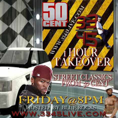 50 CENT TAKEOVER