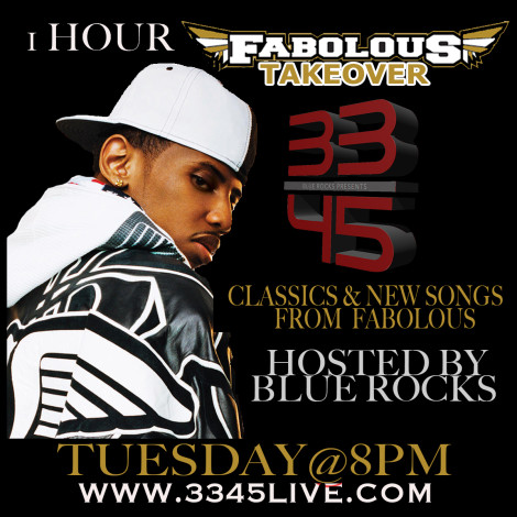FABOLOUS TAKEOVER