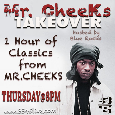 MR.CHEEKS TAKEOVER