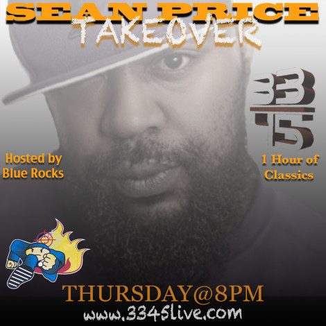 SEAN PRICE TAKEOVER