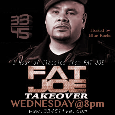 FAT JOE TAKEOVER