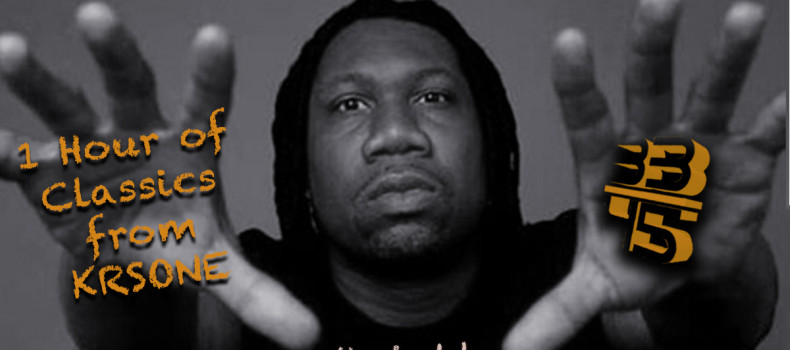 KRS ONE TAKEOVER