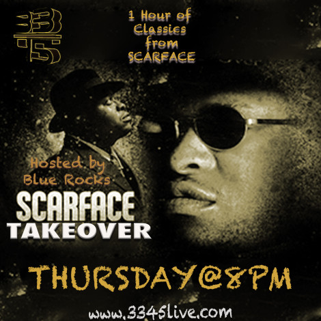 SCARFACE TAKEOVER